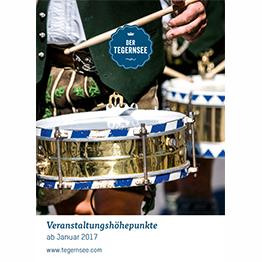 <b>Highlights 2018</b> - Veranstaltungshighlights rund um den Tegernsee.